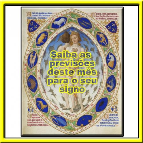 As previsões de seu signo
