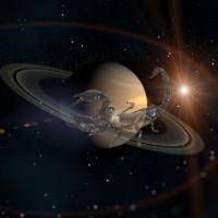 Saturno de volta em Escorpião
