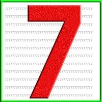 Simbolismos do Número 7 - O Número Sagrado