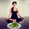 Hatha Yóga e dicas de alimentação saudável