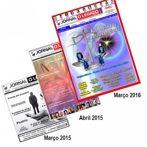 Jornal O Legado 12 meses no digital