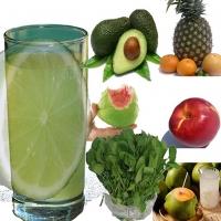 Sucoterapia melhora a vitalidade
