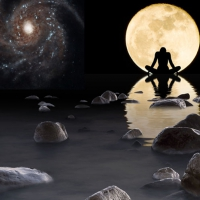 Hatha Yóga, a consciência é a essência do universo