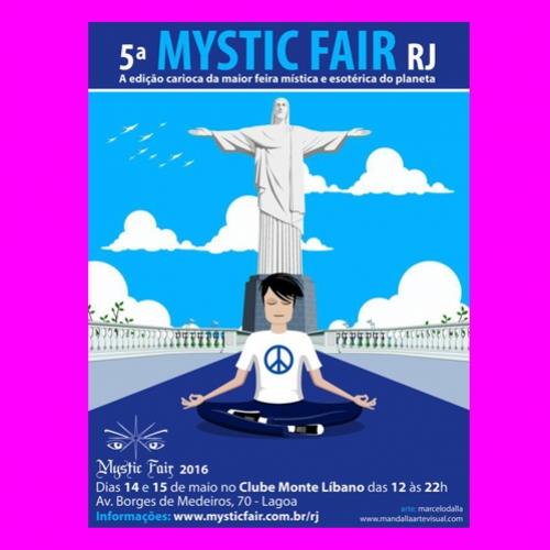 5ª Mystic Fair no Rio de Janeiro