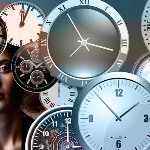 O tempo acelerado