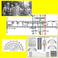 Diagnóstico em radiestesia - O uso de réguas e gráficos